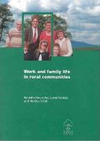 Work and Family Life in Rural Communities
