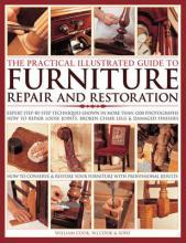Practical Illustrated Guide to Furniture Repair