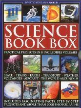 Science Book Box: Practical Projects in 8 Incredible Volumes