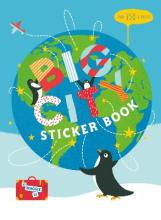 Big City Sticker Book: An Activity Book of The World for Busy Hands