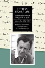 Letters from a Life: 1952-1957 v. 4