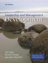 Leadership and Management Development