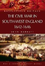 The Civil War in the South-West England 1642-1646