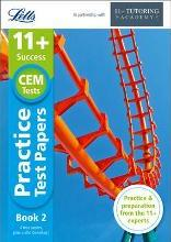 11+ Practice Test Papers (Get Test-Ready), Inc. Audio Download: For the CEM Tests: Book 2