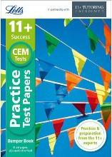 11+ Practice Test Papers (Get Test-Ready) Bumper Book, Inc. Audio Download: For the Cem Tests