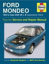 Ford Mondeo Petrol  K To X