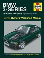 BMW 3-series Petrol Service and Repair Manual