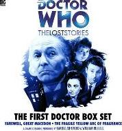 The First Doctor Box Set