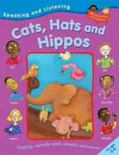 Speaking and Listening Cats, Hats and Hippos