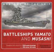 The Battleships Yamato and Musashi: Superanatomy