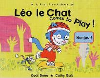 Leo Le Chat Comes to Play