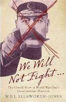 We Will Not Fight...