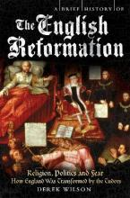 A Brief History of the English Reformation