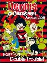 Dennis and Gnasher Annual 2011