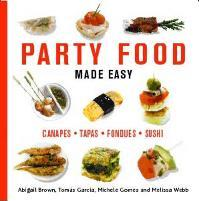 Party Food Made Easy