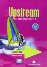Upstream Pre-intermediate B1 Student's Book with CD