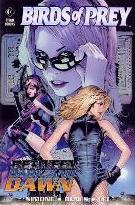 Birds of Prey: Between Dark and Dawn