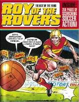 Best of Roy of the Rovers: 1980s
