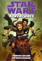 Star Wars Adventures: Princess Leia and the Royal Ransom v. 2