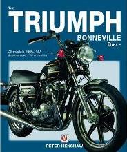 The Triumph Bonneville Bible (59-88)