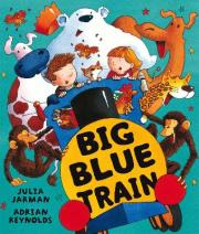 Big Blue Train