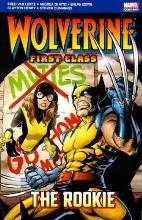 Wolverine: First Class v. 1