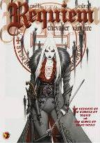 Requiem Vampire Knight: Convent of the Blood Sisters & The Queen of Dead Souls v. 4