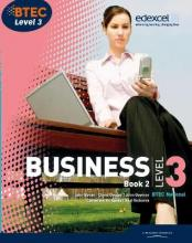 BTEC Level 3 National Business Student Book 2