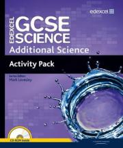 Edexcel GCSE Science: Additional Science Activity Pack