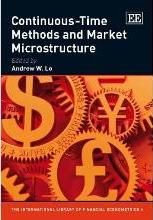 Continous-time Methods and Market Microstructure