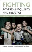 Fighting poverty, inequality and injustice