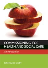Commissioning for health and well-being