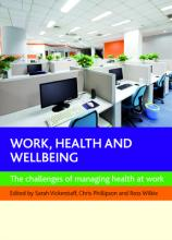 Work, health and wellbeing
