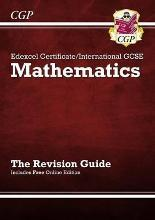 Edexcel Certificate / International GCSE Maths Revision Guide with Online Edition (A*-G)