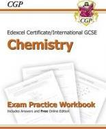 Edexcel International GCSE Chemistry Exam Practice Workbook with Answers (A*-G Course)