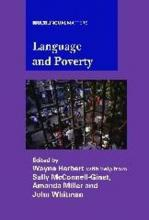 Language and Poverty