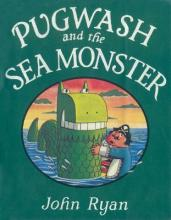 Pugwash and the Sea Monster Book & CD
