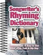 Songwriter's Rhyming Dictionary
