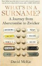What's in a Surname?