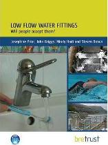 Low Flow Water Fittings: Will People Accept Them?: FB 51