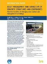 Asset Management and Service Life of Concrete Structures and Components: Potential Benefits of Emerging Data Capture and Management Technology
