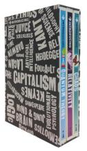 Introducing Graphic Guide box set - Great Theories of Science