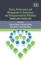 Policy, Performance and Management in Governance and Intergovernmental Relations