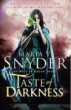 Taste of Darkness (an Avry of Kazan Novel, Book 3)