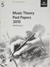 Music Theory Past Papers 2015, ABRSM Grade 5 2015