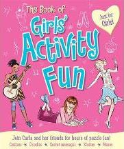 The Book of Girls' Activity Fun