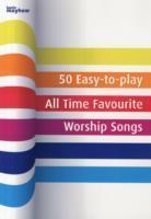 50 EASY TO PLAY ALL TIME FAVOURITE WORSH
