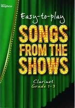 EASY TO PLAY SONGS FROM THE SHOWS CLARIN