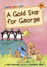 A Gold Star for George (Orange Early Reader)