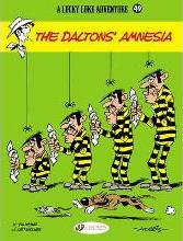 Lucky Luke: The Daltons' Amnesia Vol. 49